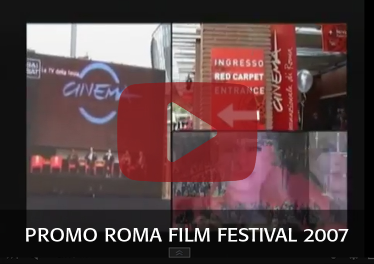 Jinko Communications sponsor al festival del cinema di Roma 2007